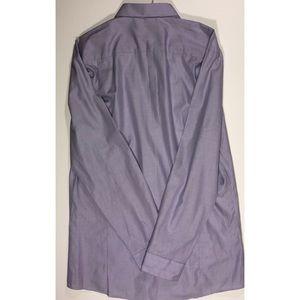 efa00e96b Hugo Boss Shirts - Hugo Boss slim fit shirt Lavender. 16.5, 34/35